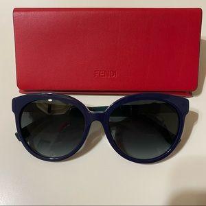 Fendi 57mm Women's Sunglasses